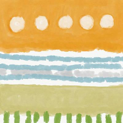 Designs Similar to Poolside 2- Art By Linda Woods