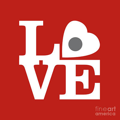 Designs Similar to Pop Art Love In Red