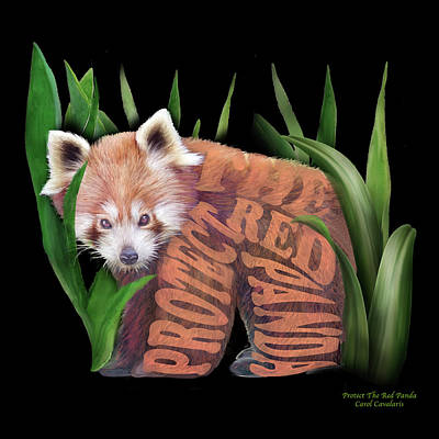Designs Similar to Protect The Red Panda