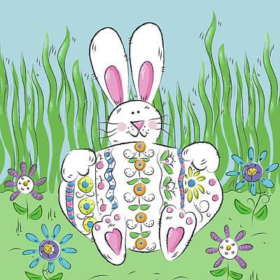 Designs Similar to Rabbit Easter Egg