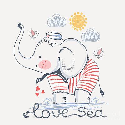 Seaman Art Prints
