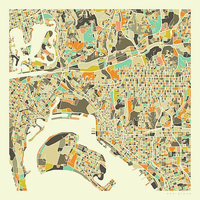 San Diego Digital Art