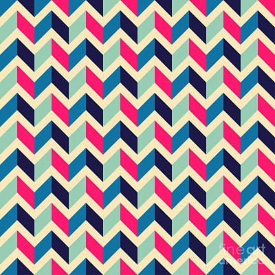 Designs Similar to Seamless Geometric Pattern With