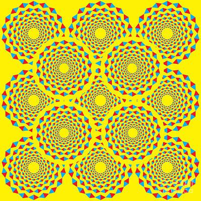Rotate Digital Art