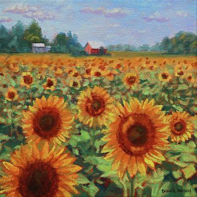 Designs Similar to Sunflower Farm by Bonnie Mason
