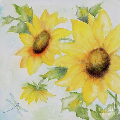 Designs Similar to Sunny Flowers B by Jean Plout