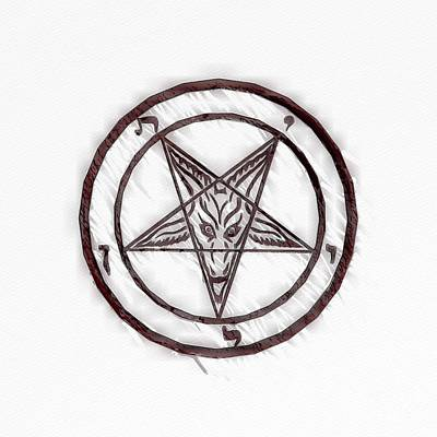 Designs Similar to Symbol Of The Occult