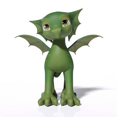 Designs Similar to The Adorable Dragon