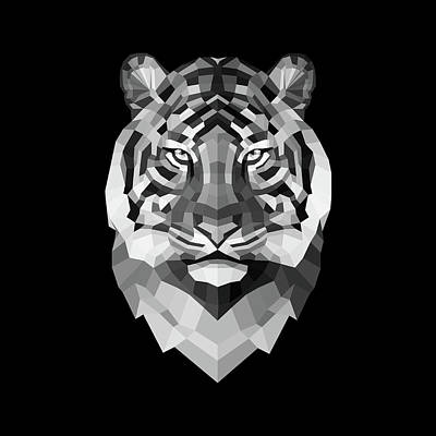 Designs Similar to Tiger's Face by Naxart Studio