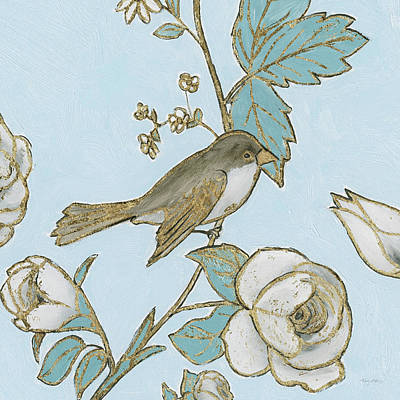 Designs Similar to Toile Birds I by Emily Adams