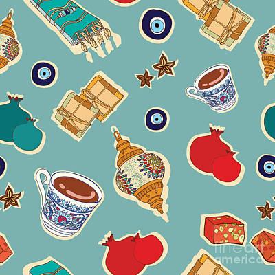 Designs Similar to Turkish Pattern