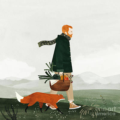 Designs Similar to Two Friends by Lea Le Pivert