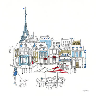 Designs Similar to World Cafe II Paris Color