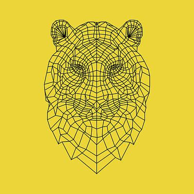 Designs Similar to Yellow Tiger by Naxart Studio