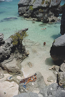 Designs Similar to On The Beach In Bermuda