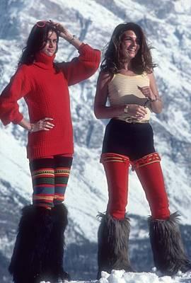Designs Similar to Winter Wear by Slim Aarons