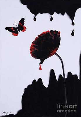 False-colour Original Artwork