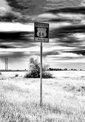 Designs Similar to Route 66 Sign Illinois