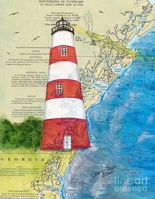 Sapelo Island Paintings