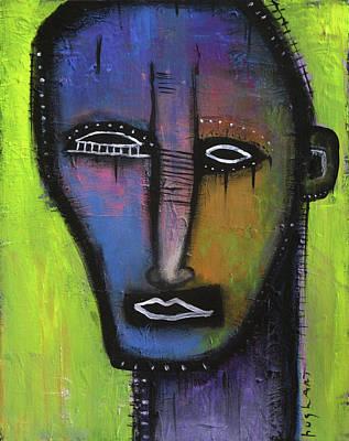 Painting - Leaving by Jeff Hughart