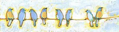 Little Bird Paintings
