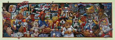 Mutt Paintings