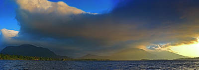 Photograph - Sunset at Lough Leane, Ireland by Rainer and Simone Hoffmann