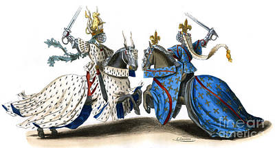 Camelot Drawings