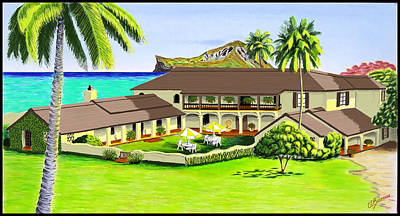 Oahu Drawings