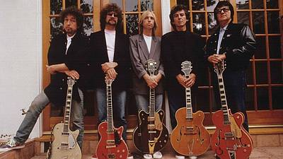 Traveling Wilburys Digital Art