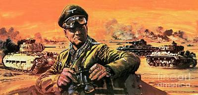 Designs Similar to Rommel In North Africa