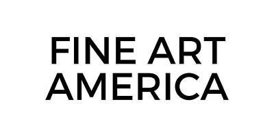 Photograph - Fine Art America Logo Black by Fine Art America