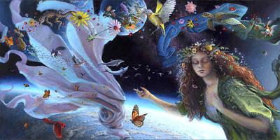 Gaia Paintings