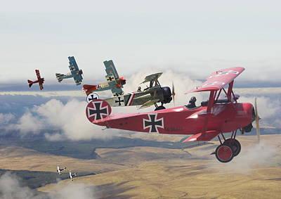 World War 1 Digital Art