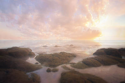 Photograph - Across the Tranquil Sea by Sheri Vitullo