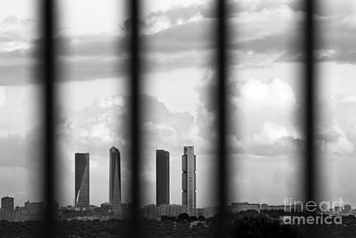 Photograph - Chainlink by JoseAngel Izquierdo