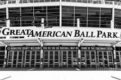 Great American Ball Park Art