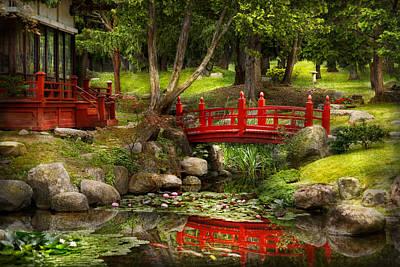 Water Garden Photographs