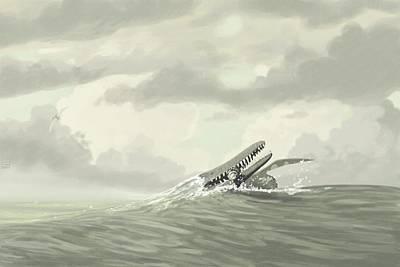 Kronosaurus Art