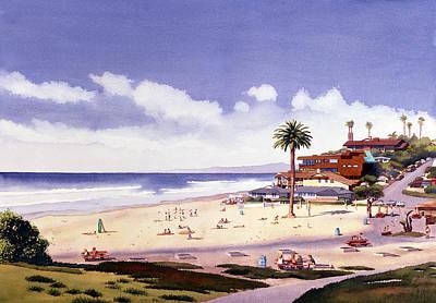 California Beach Wall Art