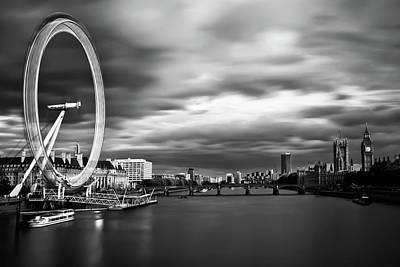 London Eye Art