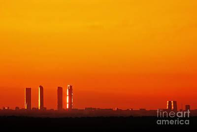 Photograph - Orange by JoseAngel Izquierdo