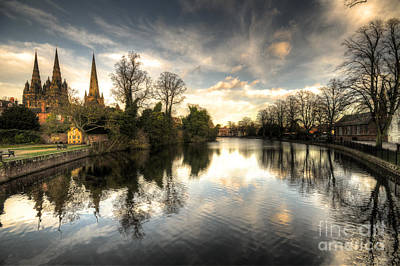 Lichfield Cathedral Photographs