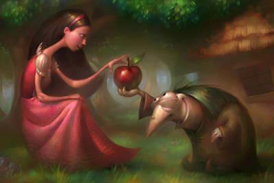 Fairy Tales: Adam Ford Wall Art