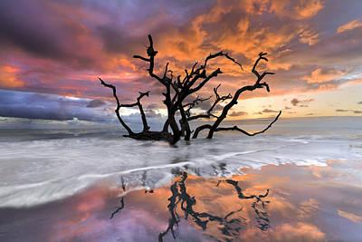 Florida Sunset Art