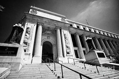 Smithsonian Museum Photographs