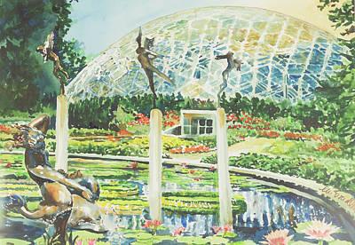 Missouri Botanical Garden Paintings