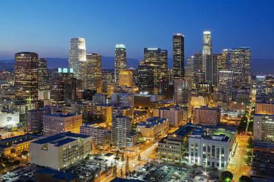 City Of Los Angeles Art