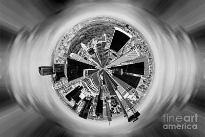 Skyscraper Digital Art