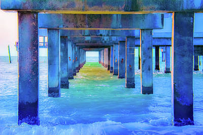 Designs Similar to Cocoa Pier by Pamela Williams